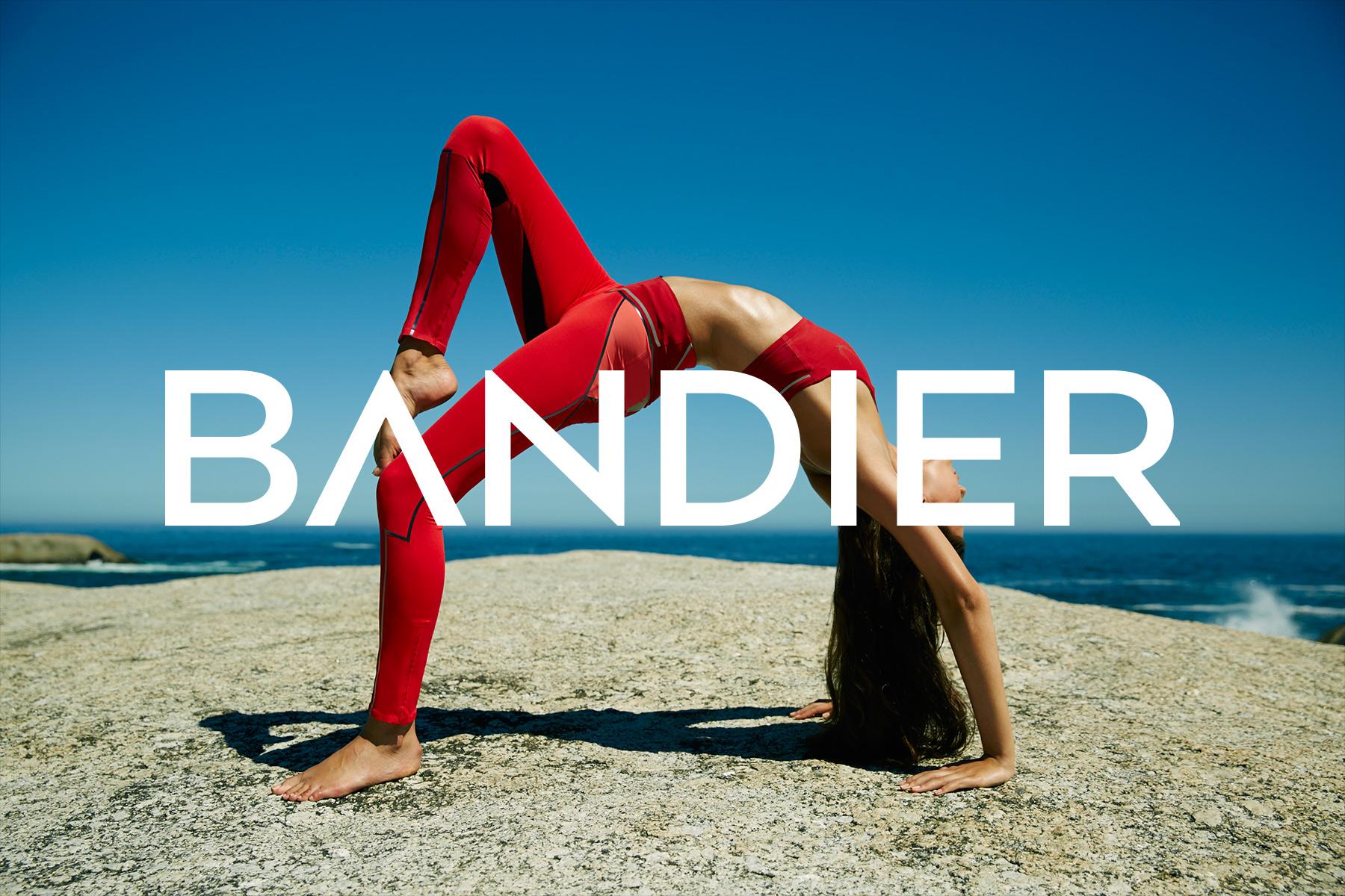 Bandier Logo Design Amp Branding
